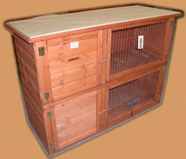 "48"" Activity Hutch (legs not fitted)"